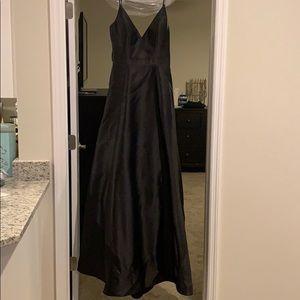 Jovani Black Gown